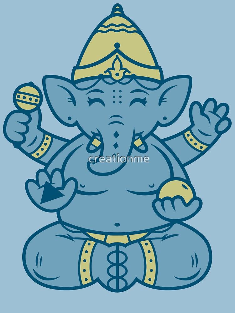 Ganesha von creationme