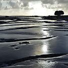After the rain, the Burren in bright sunlight, Co Clare, Ireland by Shona McMillan