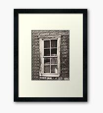 Abide Framed Print