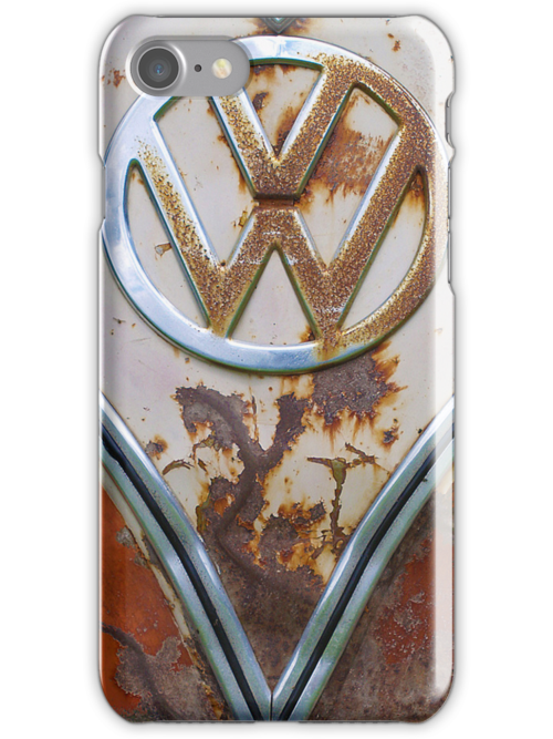 Rusty VW by KitKatGibbs
