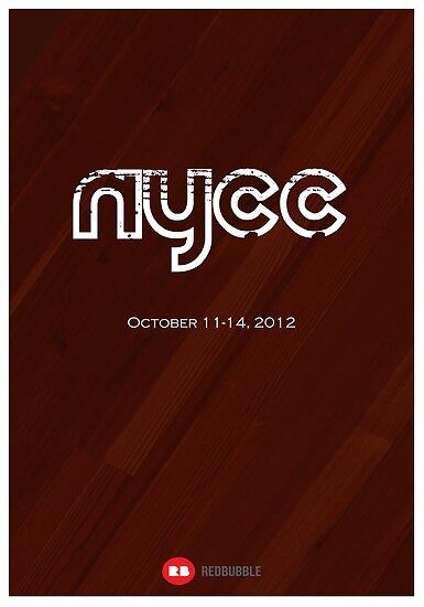 NYCC Poster Entry by CliffordV