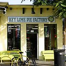 Key Lime Pie by Laurie Perry