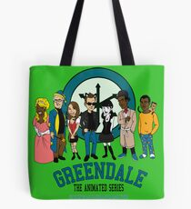 GTAS: Six Seasons and a Movie Edition Tote Bag
