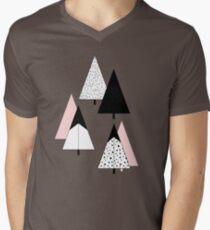 Pine Trees Pink T-Shirt