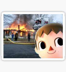 Animal Crossing Dorfbewohner Sticker