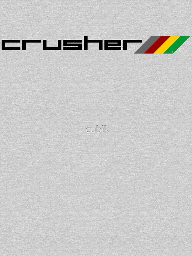 Crusher by cubik