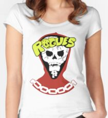 The Rogues Women's Fitted Scoop T-Shirt