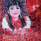 Née Lumière de paix by Annie Sène by photal