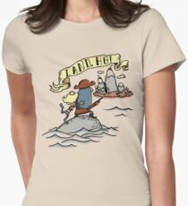 Land Ho! Women's Fitted T-Shirt
