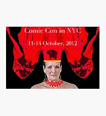 NYCC poster Photographic Print