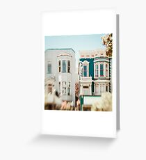 Be Colorful Greeting Card