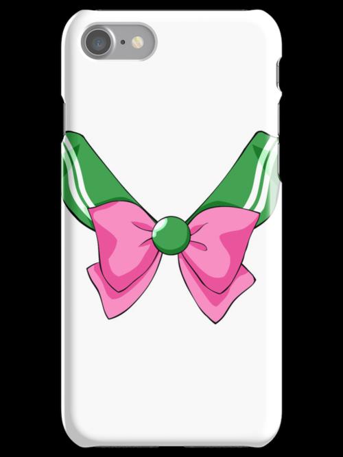 Sailor Jupiter Bow by Oshiokiyo