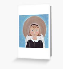Guardian Angel of Love Greeting Card