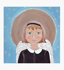 Guardian Angel of Love Photographic Print