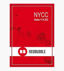 NYCC Photographic Print