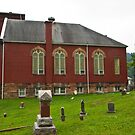 The Hundred Methodist Episcopal Church by Bryan D. Spellman