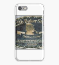 Baker Street iPhone Case/Skin