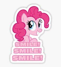 Pinkie Pie - Smile! Smile! Smile! (My Little Pony: Friendship is Magic) Sticker
