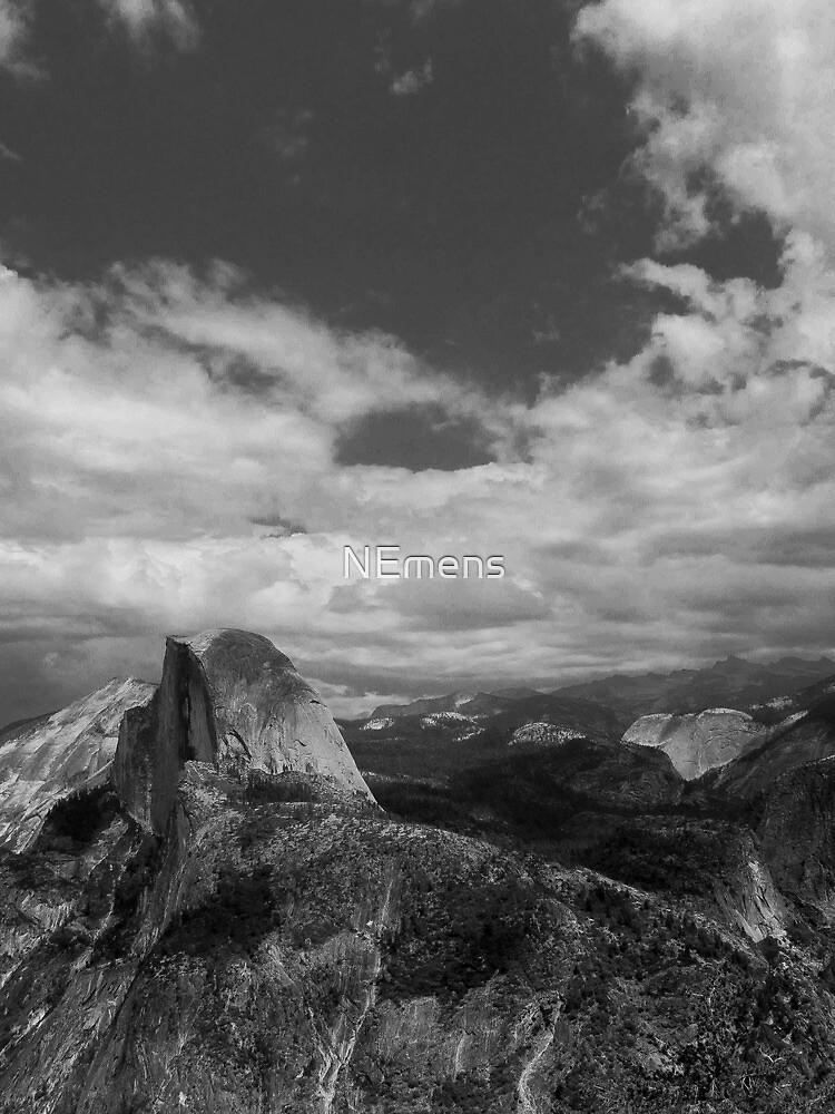 Half Dome by NEmens