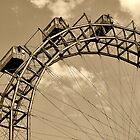 Viennese Giant Wheel by SkatingGirl