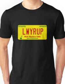 LWYR UP Unisex T-Shirt