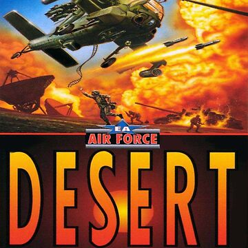 desert strike by garyspeer
