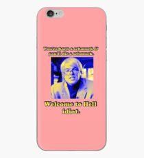 Wort von St. Geegland iPhone-Hülle & Cover