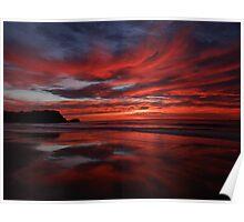 Sunrise Avoca Beach, NSW, Australia Poster