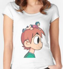 Ramona on the Mind Women's Fitted Scoop T-Shirt