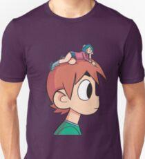 Ramona on the Mind Slim Fit T-Shirt