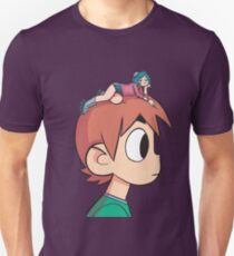 Ramona on the Mind Unisex T-Shirt