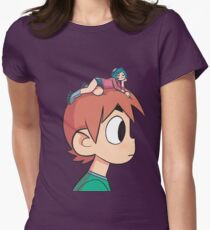 Ramona on the Mind Womens Fitted T-Shirt