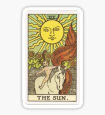 Tarot - The Sun Sticker