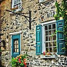 Stone House by Debra Fedchin