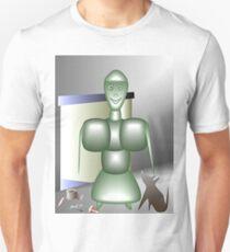 Magic home robot Unisex T-Shirt