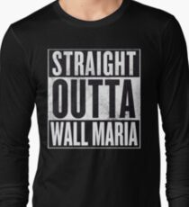 Straight Outta Wall Maria T-Shirt