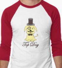 Top dog Men's Baseball ¾ T-Shirt