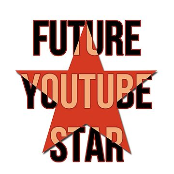 Future YouTube Star by cel3stial