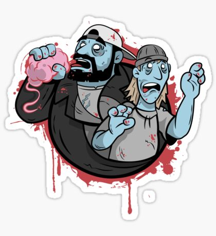 Bong of the Dead! Sticker