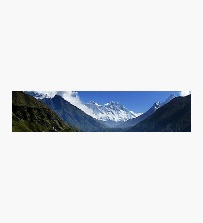 Everest Base Camp Trek Photographic Print