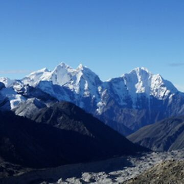 Panoramic from Everest Base camp by PerkyBeans