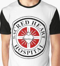 Sacred Heart Hospital Graphic T-Shirt