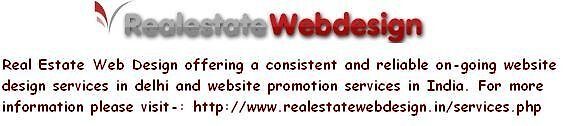 Website Design and  Promotion Services Delhi India by indianoida2012
