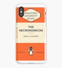 Necronomicon? iPhone Case/Skin