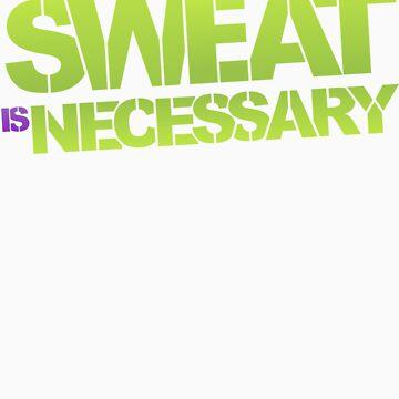 Sweat Tee by iAMBPJ