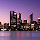 Perth at Dusk by Austin Dean