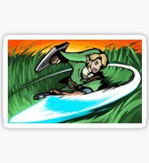 Link | Sword Slash Sticker
