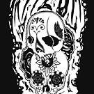 Mexican Skulls by AsyluM