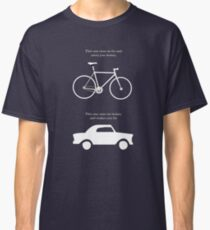 This one runs on fat and saves you money - Alt' graphic Classic T-Shirt