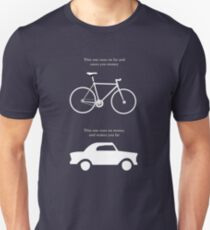 This one runs on fat and saves you money - Alt' graphic T-Shirt